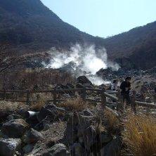 escursione zolfatare Fuji
