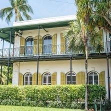 esterno casa di Hemingway