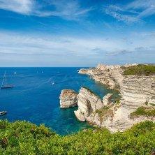 falesie Corsica del sud
