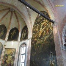 giudizio universale del Tintoretto chiesa Santa Maria dell'Orto