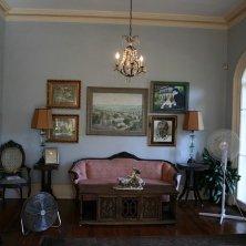 interno casa di Hemingway a Key West