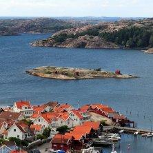 panorama isolette costa svedese