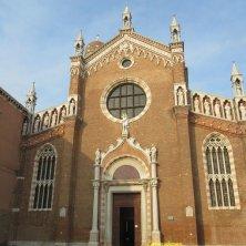 santa Maria dell'Orto Tintoretto Venezia