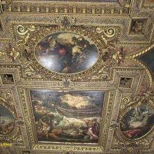 soffitto Scuola Grande di San Rocco Venezia