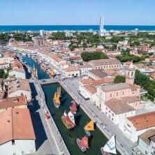 Cesenatico Porto Canale alto