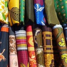 negozio stoffe africane