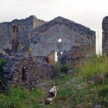 resti romani a Cirella