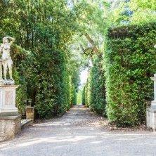 viale giardini di Boboli