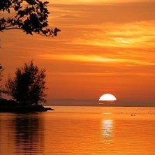 spettacolo tramonto Florida