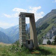 vista panoramica natura a Les 2 Alpes