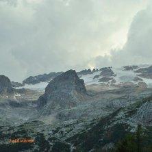 Marmolada_il ghiacciao visto dal Lago Fedaia_phVGaluppo