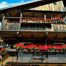 Palue_tabià fiorito_phVGaluppo borghi delle Dolomiti