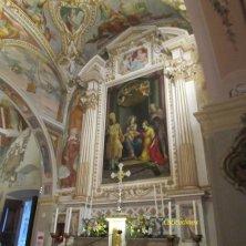 interno barocco chiesa
