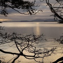 tramonto arcipelago