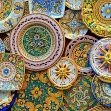 ceramiche di Erice