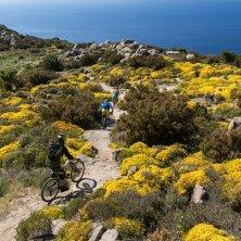 percorsi in bici Elba