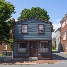 casa della strega a Salem