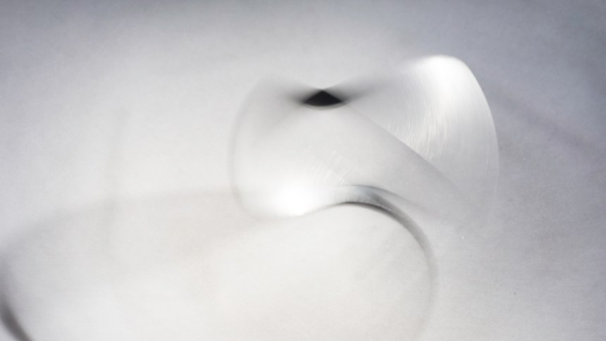 Rolling Motion Abstract II