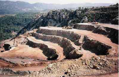 MINING GREECE – MINERAL WEALTH – 001