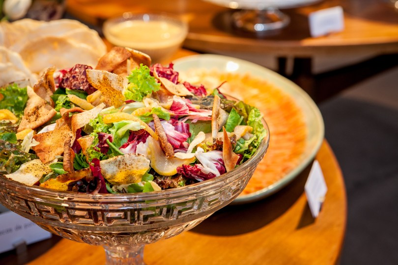 Salada La Toque Blanche