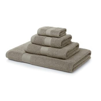 500 GSM Latte Towel Bale 10 Piece – 4 Face Cloths, 2 Hand Towels, 2 Bath Towels, 2 Bath Sheets