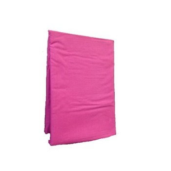 "12"" Deep Fushia Fitted Sheet (Value Range)"