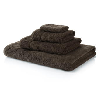 500 GSM Royal Egyptian Chocolate Brown Hand Towels