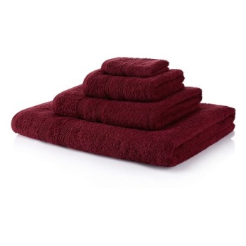 500GSM Royal Egyptian Wine Bath Towels