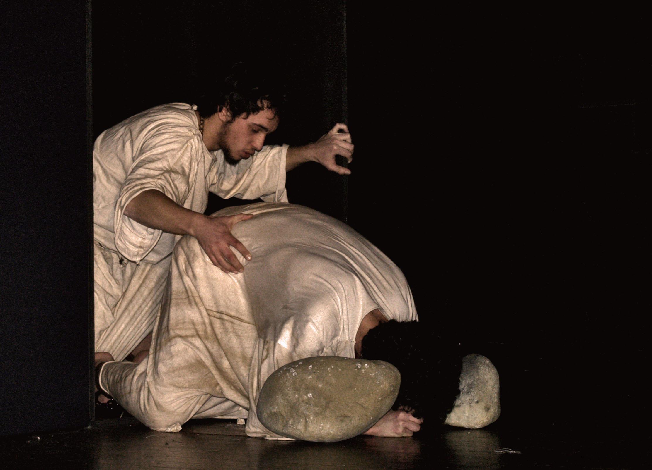 Barabba 2008_La Traccia