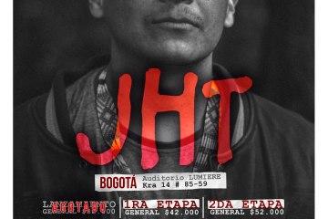 JHT en Bogotá — APTO PARA TODAS LAS EDADES