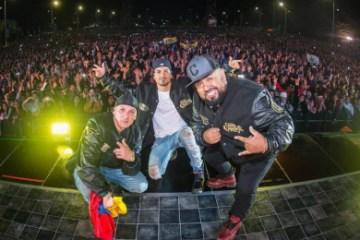 Tres coronas - hip hop al parque 2019