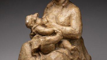 Le Musée Hyacinthe Rigaud préempte une sculpture de Renoir et Guino