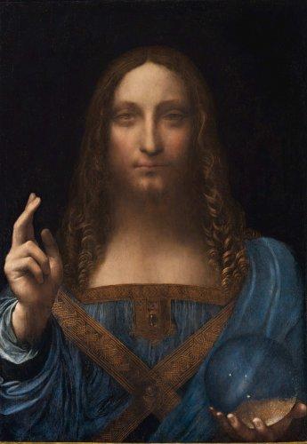 Une autre explication sur l'absence du Salvator Mundi dans l'exposition Léonard