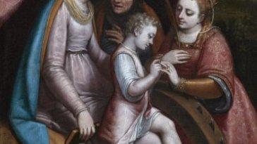Un tableau de Sofonisba Anguissola rejoint Bilbao