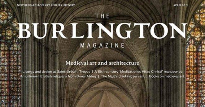 The Burlington Magazine – n° 1417 vol CLXIII – April 2021