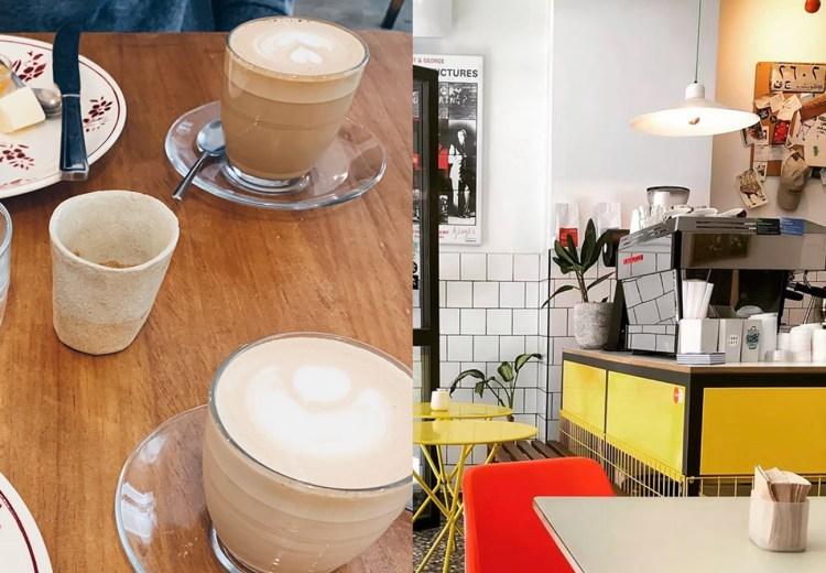 Café - Cafeterías por España