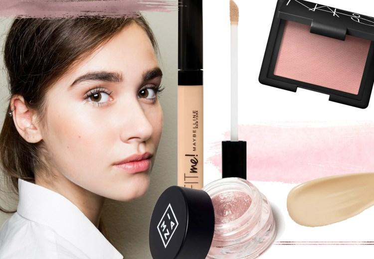 Maquillaje efecto buena cara