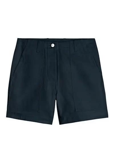 cotton twill shorts arket