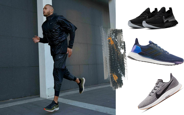 Zapatillas de correr para hombre