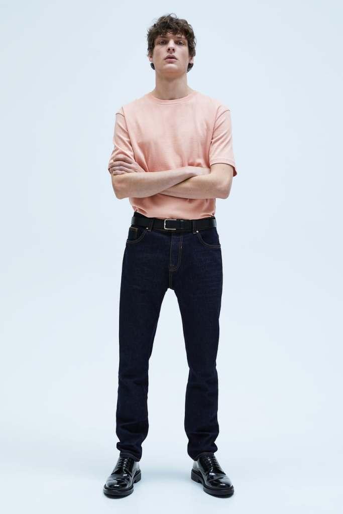 moda masculina coral
