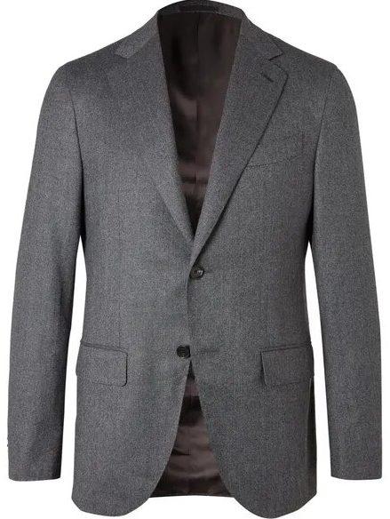 Blazer lana CARUSO hombre con estilo