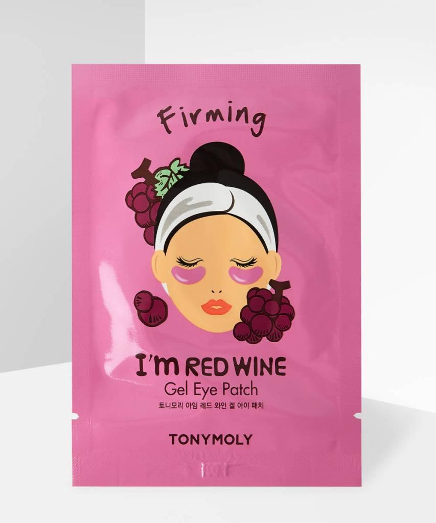 contorno de los ojos I'm red wine de tony moly