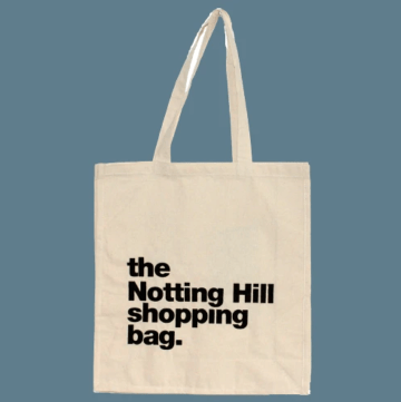 Bolsas de la compra Notting hill bag