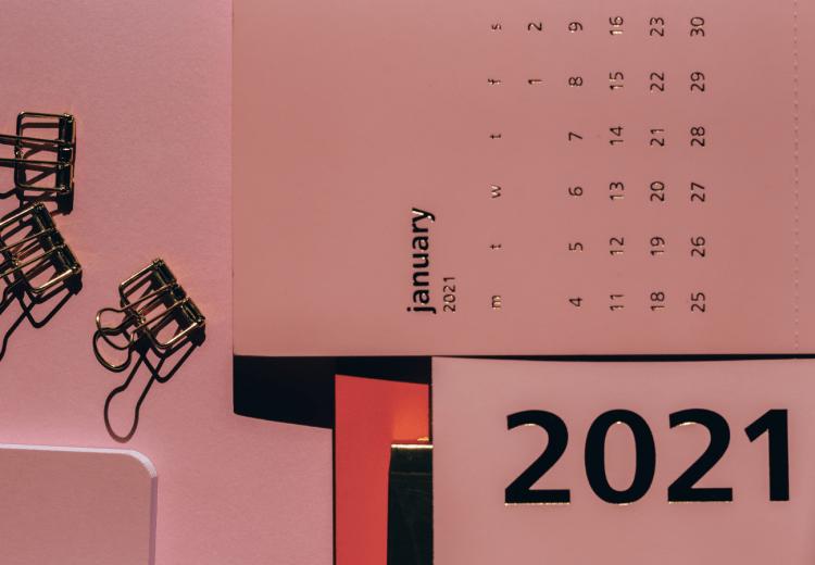 Collage agendas Olya Kobruseva Pexels