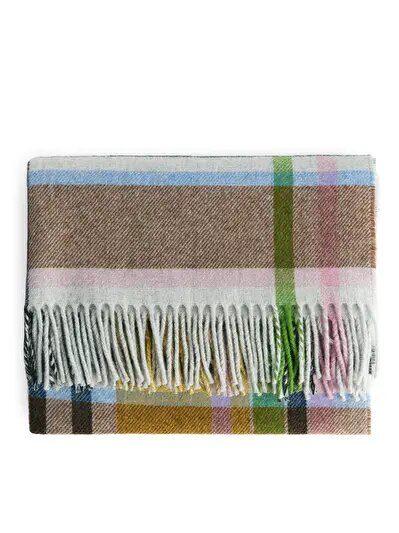 accesorios para el frío bufanda lana arket