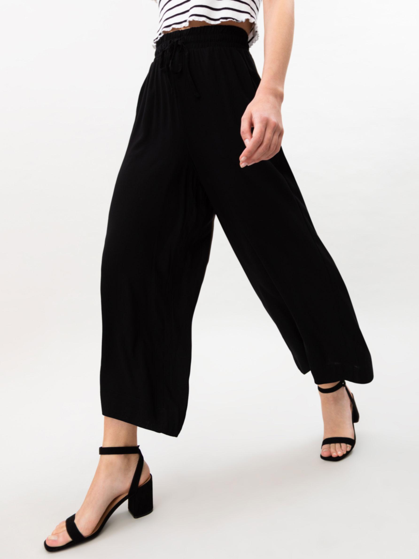 Pantalón culotte Lefties maleta casi perfecta