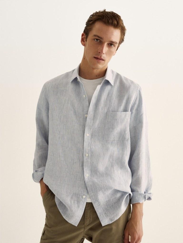 Camisas para un look relajado