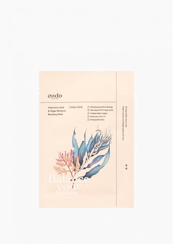 mascarilla ultrahidratante chok-chok de Ondo Beauty 36.5 en Miin Cosmetics
