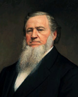 Brigham Young teaches about evil spirits