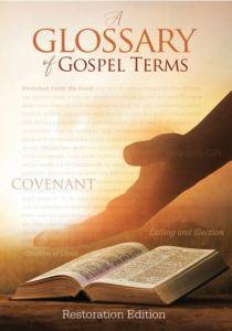 Glossary of Gospel Terms